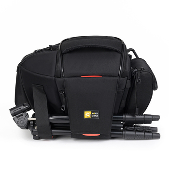 NOVAGEAR 80205 New Portable Small Travel Camera Bag Waterproof Casual Shoulder Bags for Canon Mini Camera Bag Shockproof