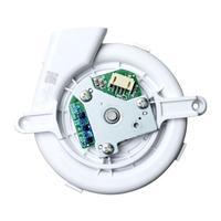 Original principal motor ventilador do ventilador para xiaomi robô 1 geração aspirador de pó peças acessórios