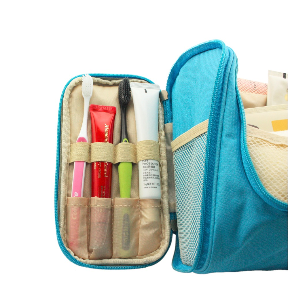 Free Shipping Waterproof Hanging Travel Toiletry Personal Organize Makeup  Bag Large Capacity Grooming Bag Kit Organizer(Blue)-in Storage Bags from  Home ... bd0b87561477b
