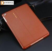 Top Quality Genuine Leather Protective Case For Ipad Mini 3 For Ipad Mini 2 Smart Sleep