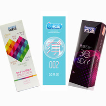 MingLiu Ultra Thin Super Latex Condoms 24 Pcs and 30pcs Condoms For Men women,Adult Sex Products Dicks Condones adult sex toys