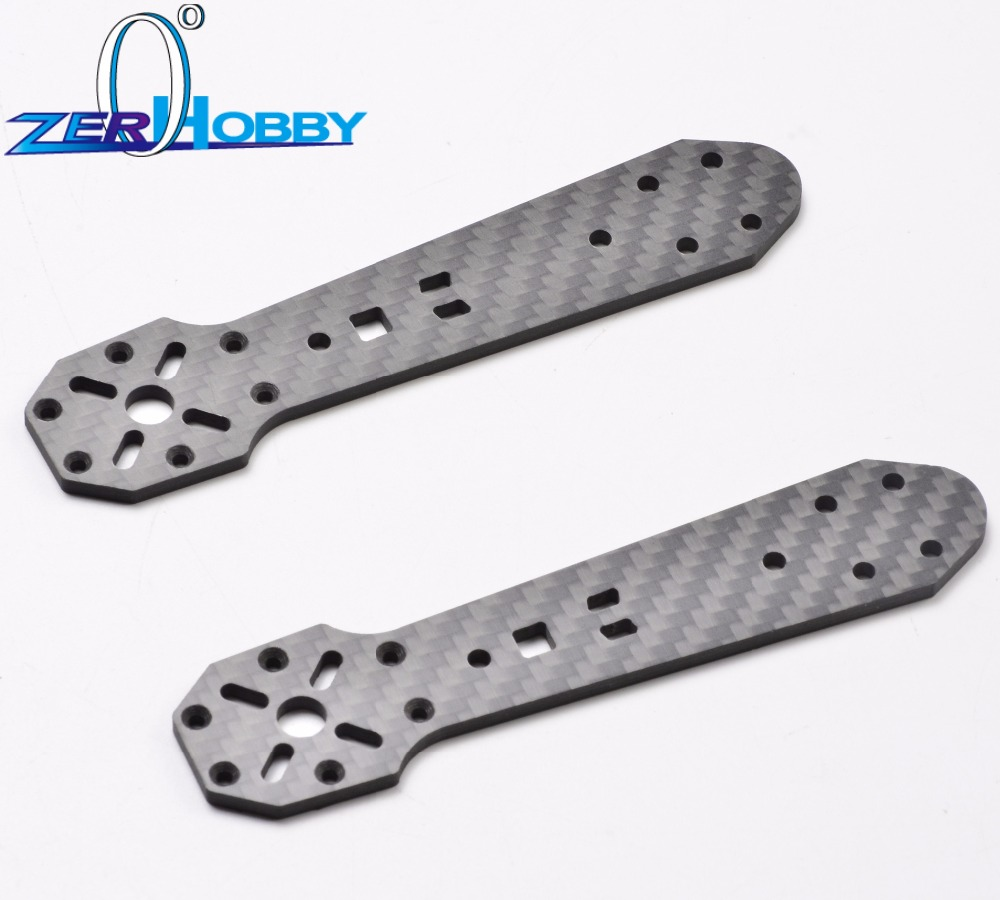2 PCS Falcon 250 Arm Board Plate Frame Part Racer Spares parts For Mini Drone Quadcopter RC Helicopter Multicop 2pcs eachine falcon 250 carbon fiber arm motor mount spare parts for mini drone quadcopter rc helicopter multicopter part