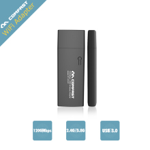 1200 Мбит COMFAST USB Wi-fi Dual Band 802.11ac/a/b/g/n Wireless N 11AC 2.4 Г/5.8 Г Wi-Fi adaptador wifi usb ac Сетевой ПК Приемник