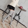 Hot Fashion Thigh High Over Knee Socks Women New Spring Fall Cotton Lace Sexy Stockings Bow Heart High Sock Calcetines Altos 95Z