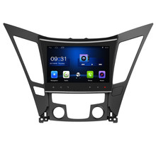 2018 8 inch 4G LTE 1024*600 quad core Android 6.0! car multimedia DVD player Radio GPS FOR HYUNDAI SONATA YF 2011 2012 - 14 2015(China)