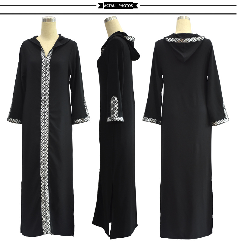 Gowns Clothing Muslim discount 9
