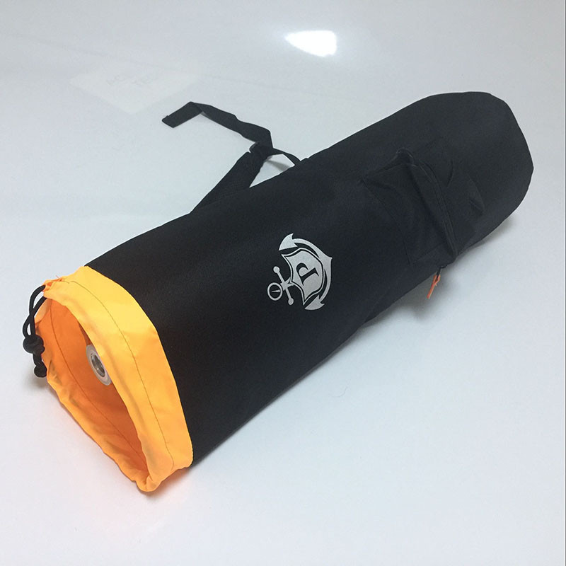4500 psi 6.8L scba Air Cylinder Tank BAG for PCP Rifle Hunting Paintball black jetter n psi