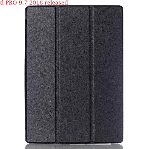 Black Monochrome multicolor smart case for Apple iPad Pro 9.7 inch 2016