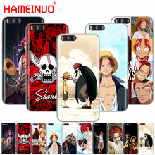 HAMEINUO One Piece Shanks anime Red Hair Shanks Cover Case for Xiaomi Mi A1 A2 3 4 5 5S 5C 5X 6 6X 4S 4I 4C NOTE MAX 2 mix plus(China)