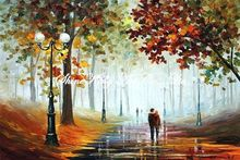 palette knife oil painting  modern oil painting canvas oil painting K241