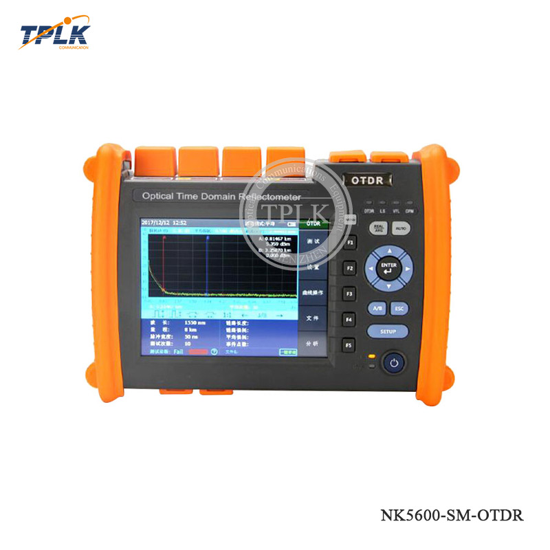 NK5600 1310 1550nm 32/30dB SM with VFL OPM Light Source Fibra Optica OTDR Optical Fiber OTDR Optical Time Domain Reflectometer-in Fiber Optic Equipments from Cellphones & Telecommunications    1