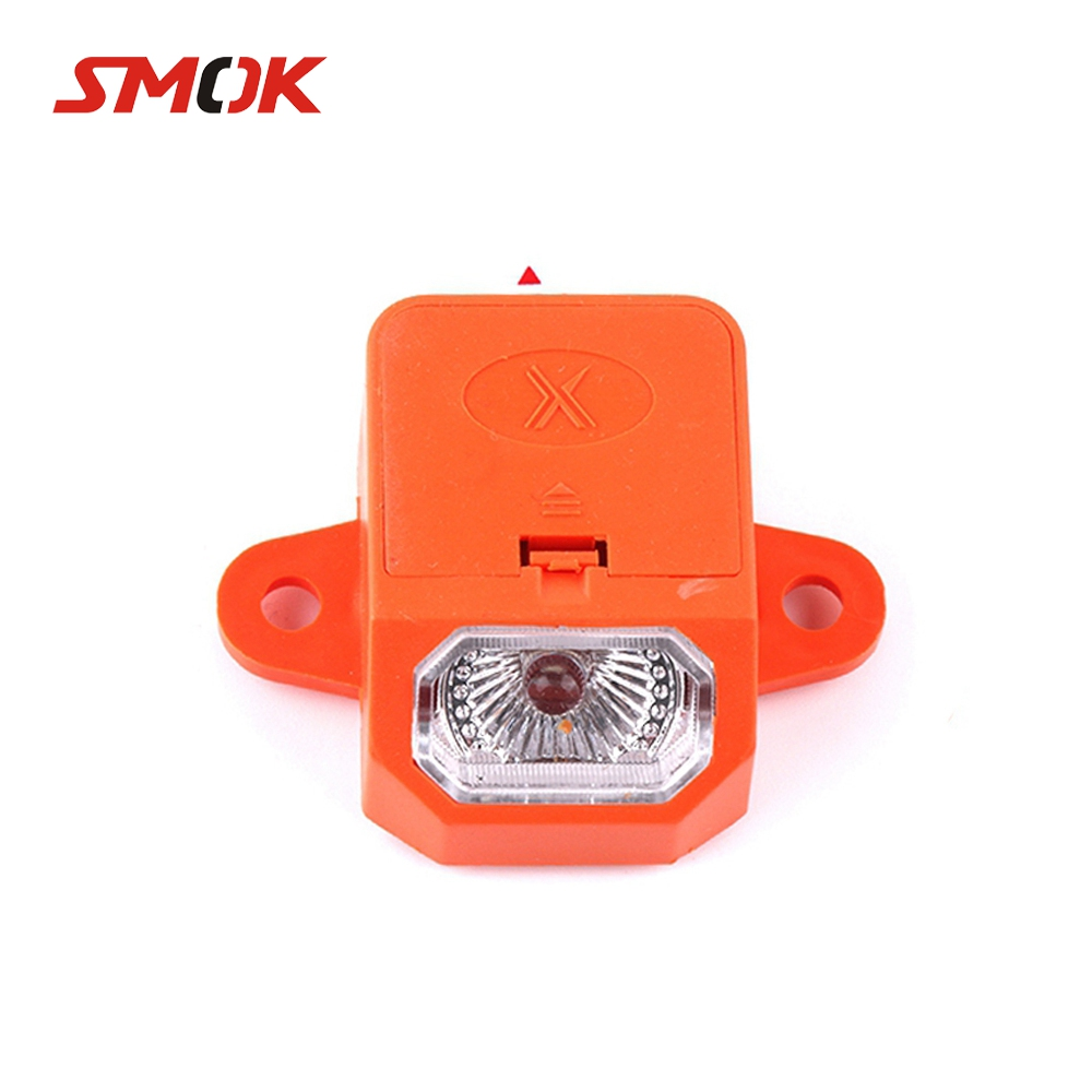 Motorcycle Bucket Seat Light Car Electronics & Accessories Accessories Motorcycle Scooter Automatic Sensor Down Light Storage Barrels Box Lamp