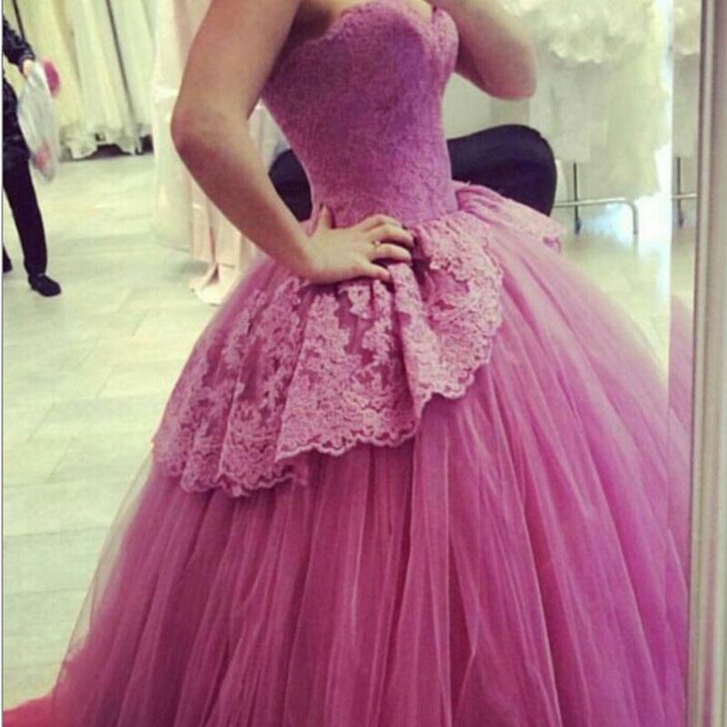 Excepcional Vestidos De Fiesta Vestido De Bola Ideas Ornamento ...