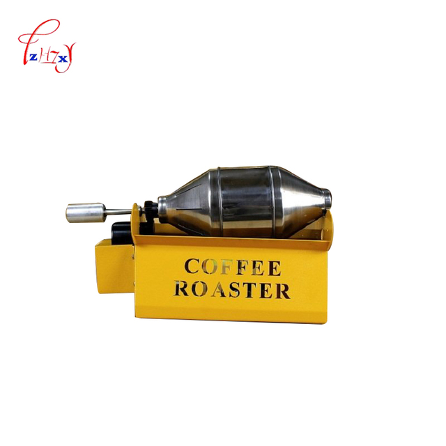 Home Use Coffee Roasters Coffee Bean Baking Machine Stainless steel Coffee Roaster 800g/hour Coffee Baker RT-200 1pc