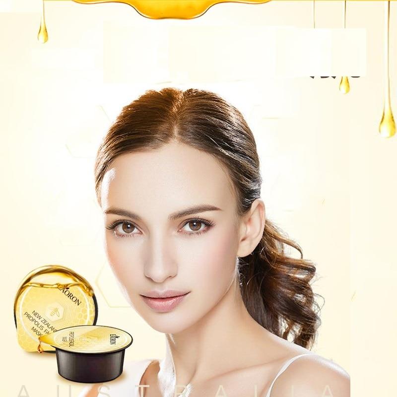 Australia Eaoron PROPOLIS FACIAL MASK 80ml Purifying Hydrating treatment cream Cleanses skin Purifies pores Absorbs excess oil Facial mask