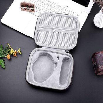 Funda dura para Mx Ergo Advanced Wireless Trackball bolsa para ratón caja Eva viaje funda protectora bolsa de almacenamiento