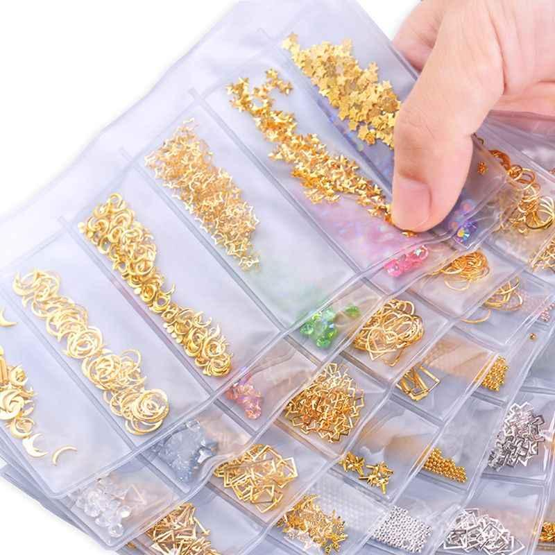 ANGELADY 1PC Goldene Shell Mond Sterne DIY Füllung Materialien Füllstoff Epoxy Harz Schmuck Erkenntnisse Handgemachte Anhänger Teile