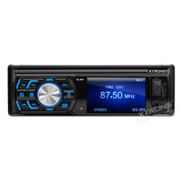 3 Universal One Din FM Single 1 DIN Car Radio Stereo Player MP3 Autoradio USB SD