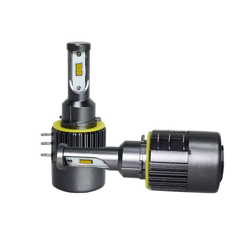H15 LED Bulbs 60W 12000LM CANBUS Car Headlight Lights Running Light for Ford Kuga Golf 7