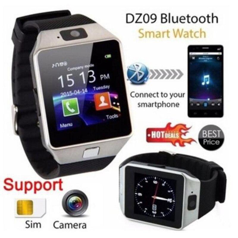 Original DZ09 Fashion Sport Smart Watch Support
