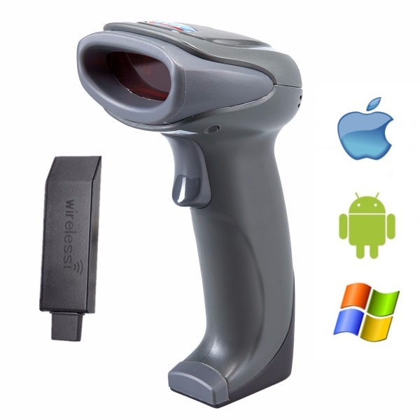 LS06MB cost-effective popular black rugged bluetooth wireless 2d/qr/pdf417 bar code reader barcode scanner with usb cable