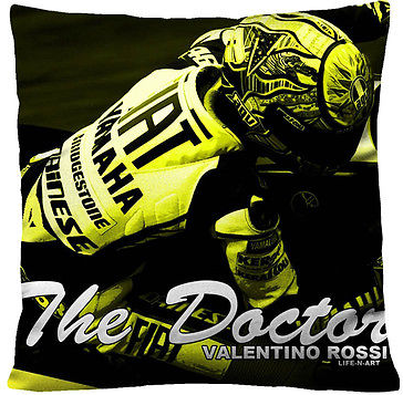 Aliexpresscom Buy Valentino Rossi 46 Decorative Throw Pillow Case