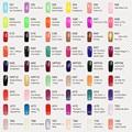 Popular French Gel 15ml Neon Gel Nail Polish UV opies Gel Base Coat Top Coat Vernis Esmalte Semi Permanent Gellak Color Nail Art
