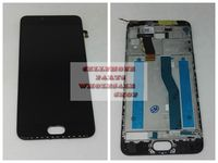 5 2 For Meizu M5 M611D M611A M611Y Lcd Screen Display Touch Glass Digitizer Frame Assembly
