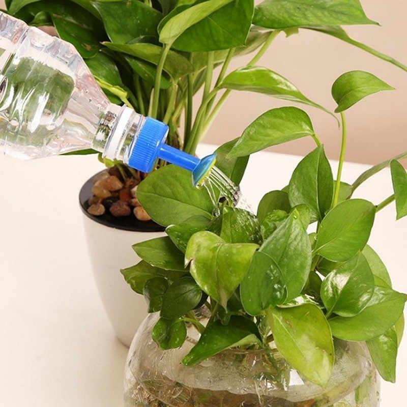 鉢植え散水スプリンクラー散水ボトルノズルのホーム庭の植物の花シャワー散水ツールプラスチックスプレーヘッド