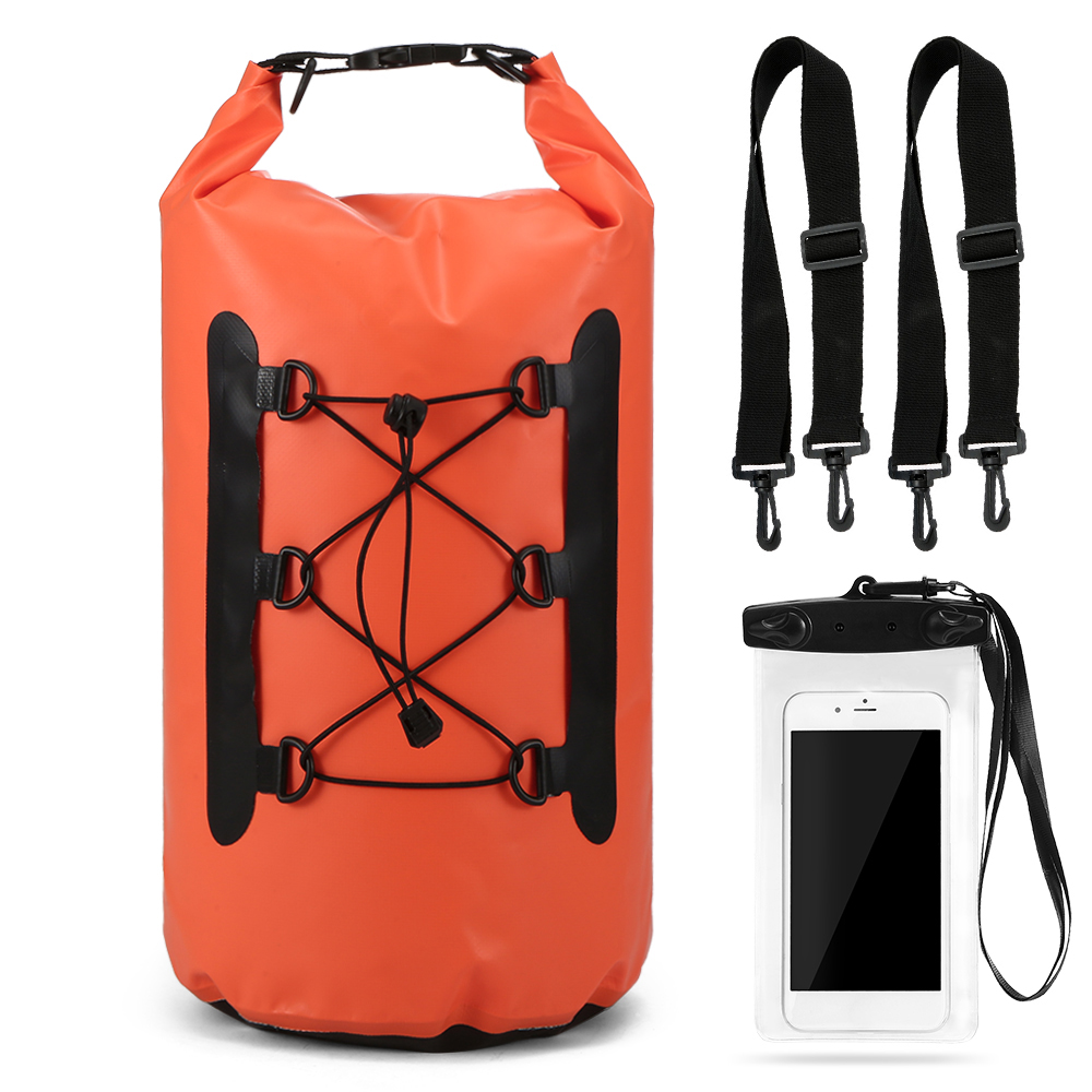 Outdoor Waterproof Canoe Swimming Camping Hiking Sailing Dry Bag Backpack