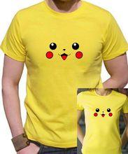Brandy Yellow POKEMON PIKACHU Unisex T Shirt