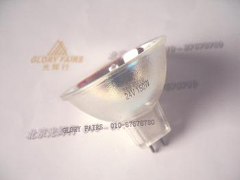 Wybrana lampa halogenowa 24V 150W MR16 żarówka reflektorowa 24V150W wymień FUJI EDR tanie i dobre opinie GFEXPRESS ROHS Żarówki halogenowe Ciepły biały (2700-3500 k) 24 v Profesjonalne No data