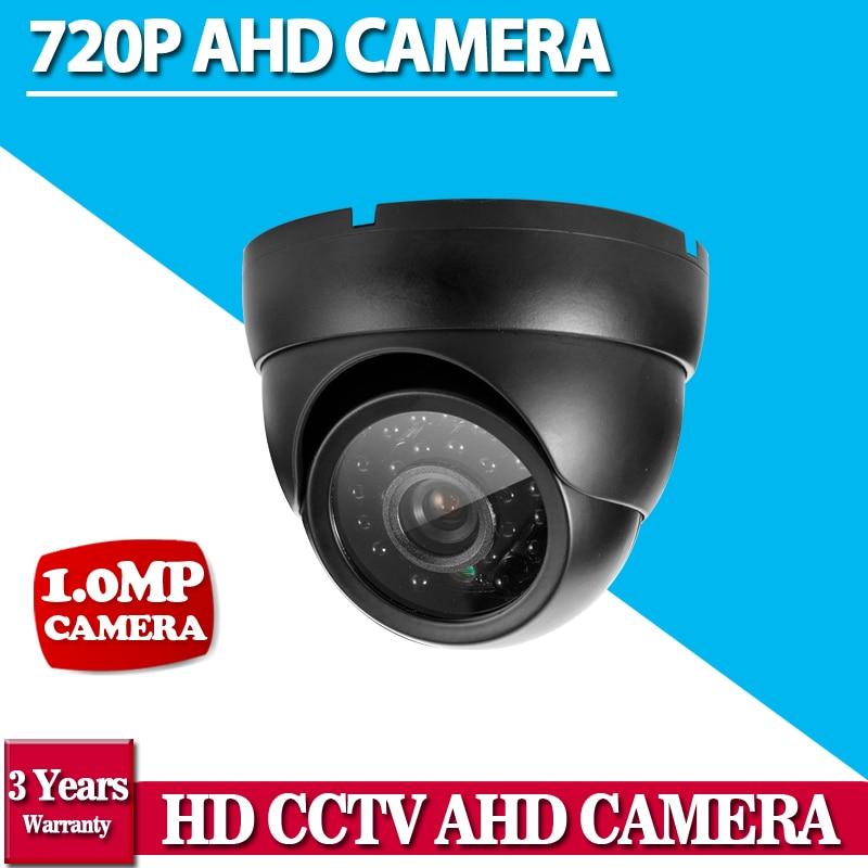 New! Security Camera AHD 2000TVL 1.0MP CCTV Varifocal lens Outdoor Dome camera 3.6mm lens IR Camera 720P for ninivision camera