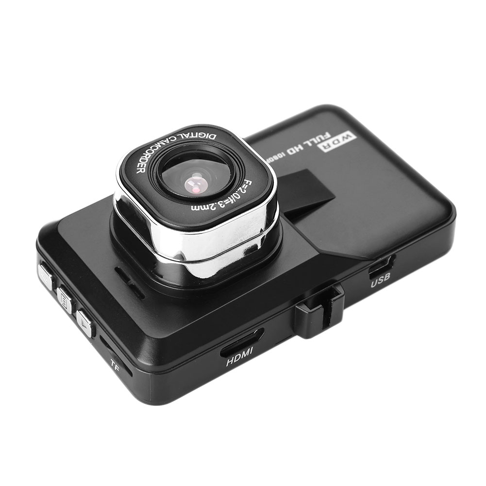 imágenes para 3 ''full 1080 P Car Dashboard Vehículo Cámara Grabadora de Vídeo DVR Dash Cam