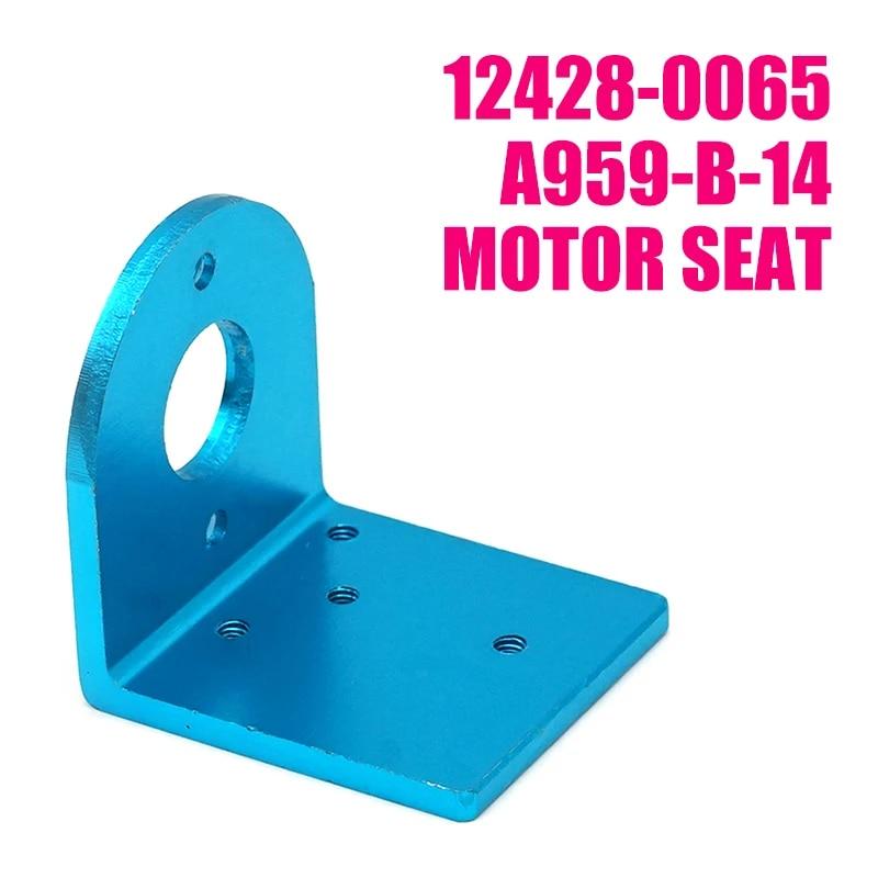 RC Car 12428-0065 Motor Seat A959-B-14 Motor Mount for Wltoys 12428 12423