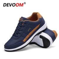 2019 Walking Shoes Men Outdoor Non Slip Wear Resistant Sneakers Men Shoes zapatos de hombre chaussure Sport Homme Travel Shoes