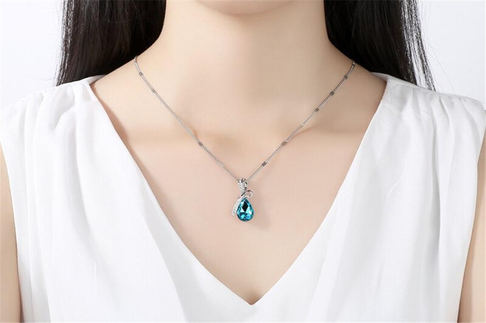 NS-CN106 Crystal necklace (8)