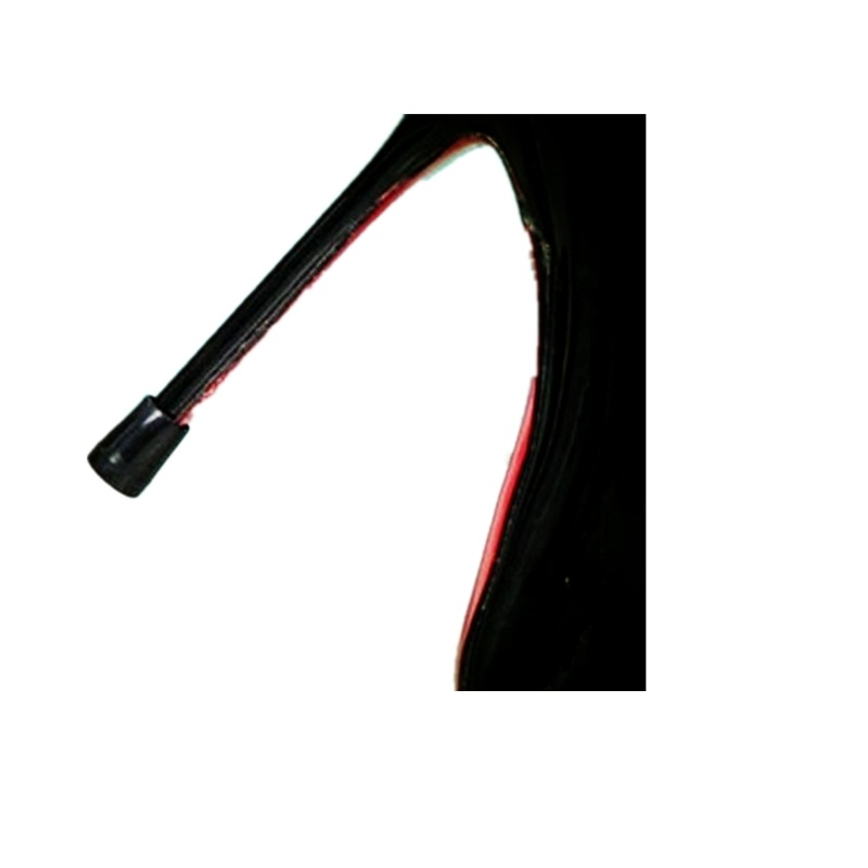 10 Pairs (XS S M L XL) High Stiletto Heeled High Heel Protectors Heel Stoppers Shoes Covers Caps For Lawn Wedding Party