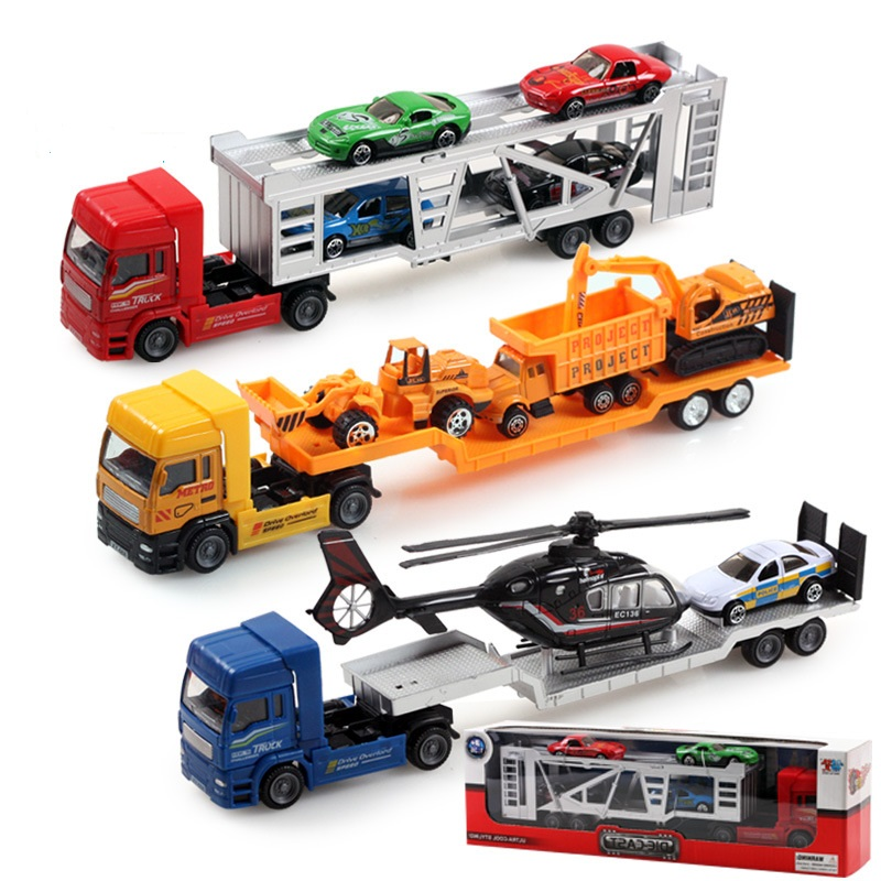 Popular Toy Trucks and Trailers-Buy Cheap Toy Trucks and