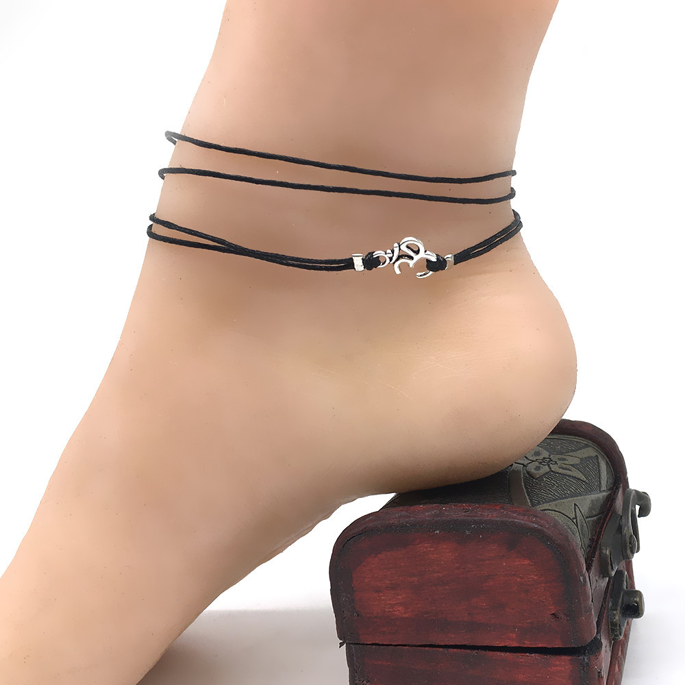 thyia jewelry penny anklet anklets ear images and pinterest bracelets cuffs ankle best on slave shoes bracelet fly
