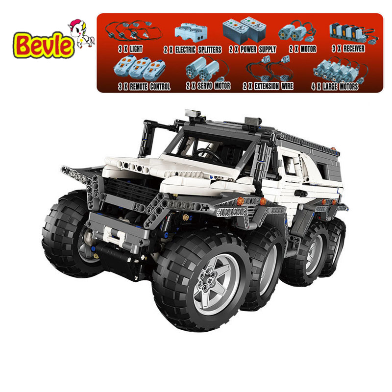 New LEPIN 23011 2959Pcs Technic Series Off-road vehicle car-styling Model Building Kits Block Bricks Compatible 5360 fun Toys lepin 22001 pirate ship imperial warships model building block briks toys gift 1717pcs compatible legoed 10210