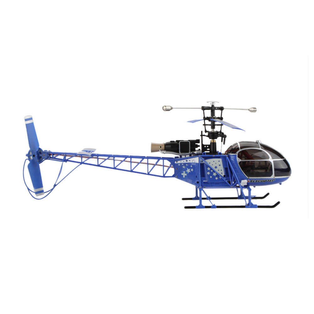 Newest 100% rc helicopter drone V915 Seeker 2.4G 4CH RTF Lama RC Helicopter High Simulation Yellow/Red/Blue kids as gift