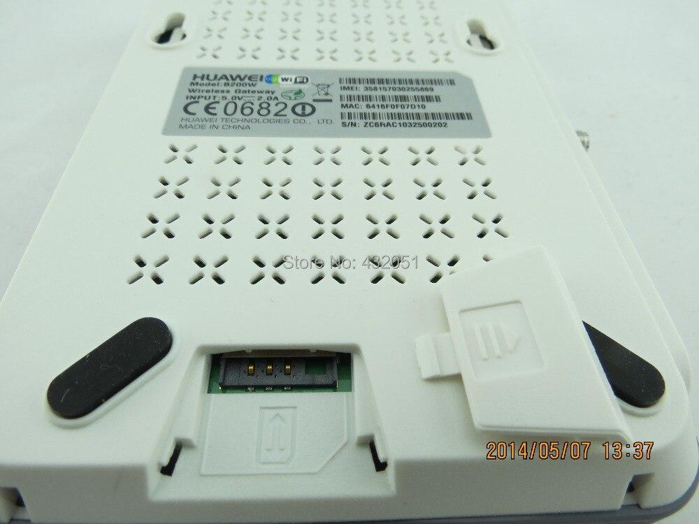 huawei B200W 7.2mbps 3g draadloze - Netwerkapparatuur - Foto 5