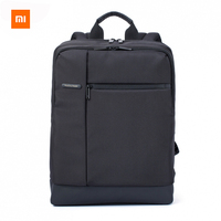 Original Xiaomi Classic Business Backpacks School Backpack Large Capacity Students Business Bags Suitable For 15 Inch