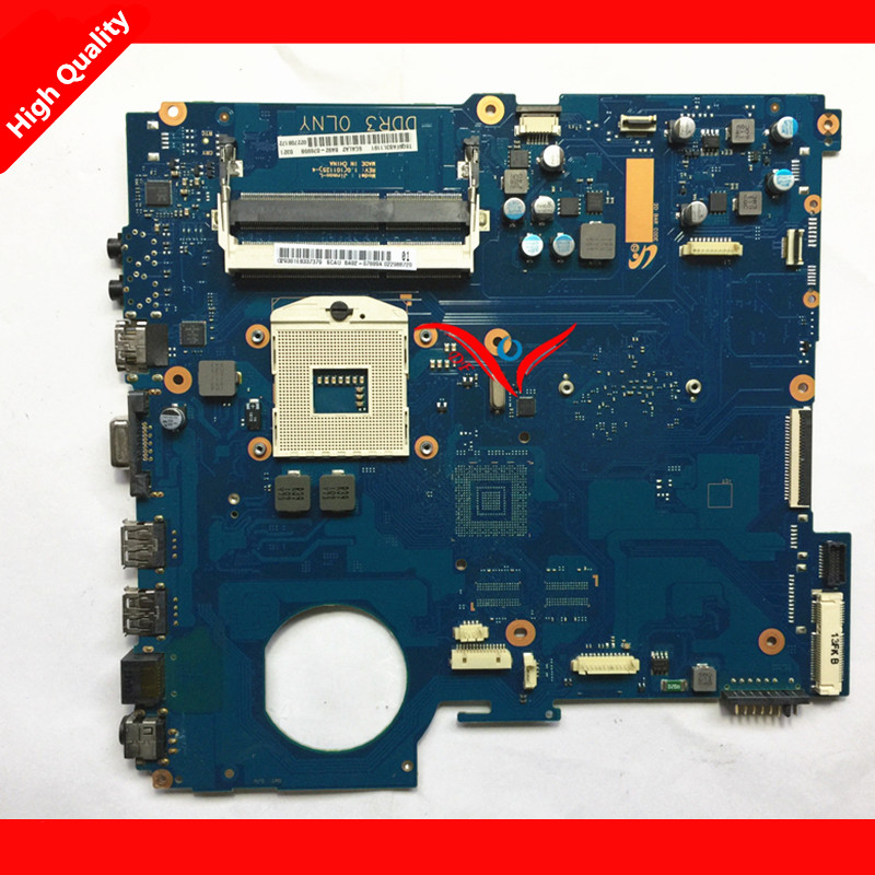 BA92-08131A,BA92-07700A RV511 motherboard Fit For Samsung RV511 RV509 Notebook PC system board ,fully tested