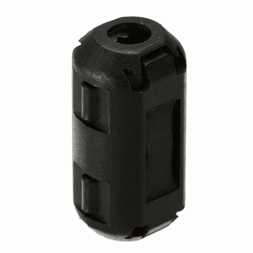 5 шт. 3,5 мм шумоподавитель EMI RFI клип дроссель ферритовый сердечник кабель фильтр никель-Цинк для av-кабеля