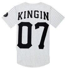 Man Si Tun New  Last Kings baseball tshirt