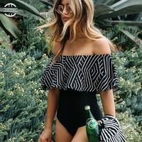 Yel New Items Bikini 2017 Sexy Bandeau Swimwear Women Beach Bathing Suit Women S Swimming Suit