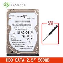 Seagate Brand Laptop PC 500GB 2.5