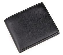 8086A Low Price Hot Sale JMD Dollars Short Style Fold Genuine Leather Men Wallet Credit Card Holder